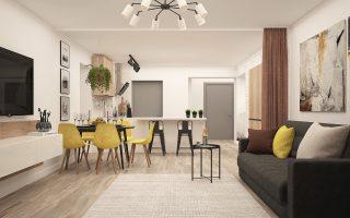 Cinque modi per arredare una casa di piccole dimensioni