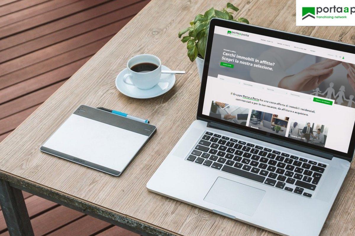 Gruppo Porta a Porta: Online il nuovo Magazine del Franchising Immobiliare